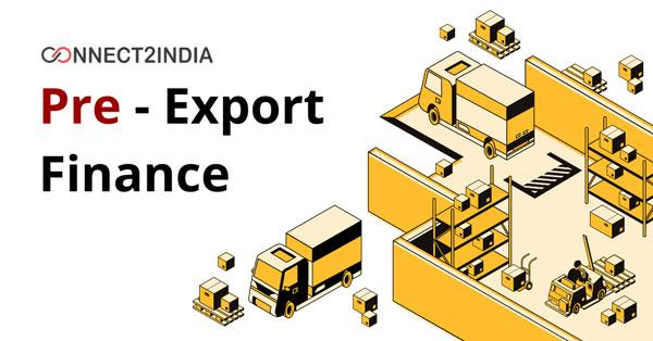 Pre export finance | What is Pre Export Finance