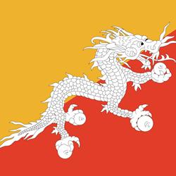 export to Bhutan